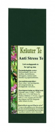 Anti stress te