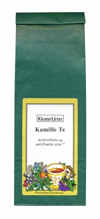 Kamille te 70g Kloster