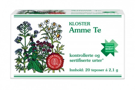 Amme te 20psr Kloster