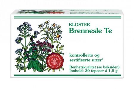 Enkle urter filterpsr. Kloster